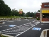 New Parking Lot Paving / Striping / Stencils
