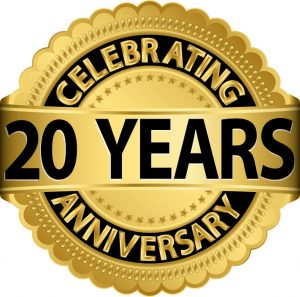 Celebrating 20 years of asphalt paving