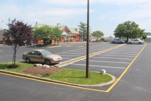 Asphalt Parking Lot Milling and Repaving Paving Richmond VA