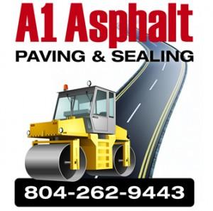 asphalt paving sealing milling