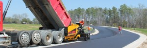 Private Roadway Asphalt Paving Richmond Hanover Henrico