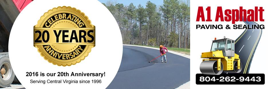 asphalt paving Richmond, VA